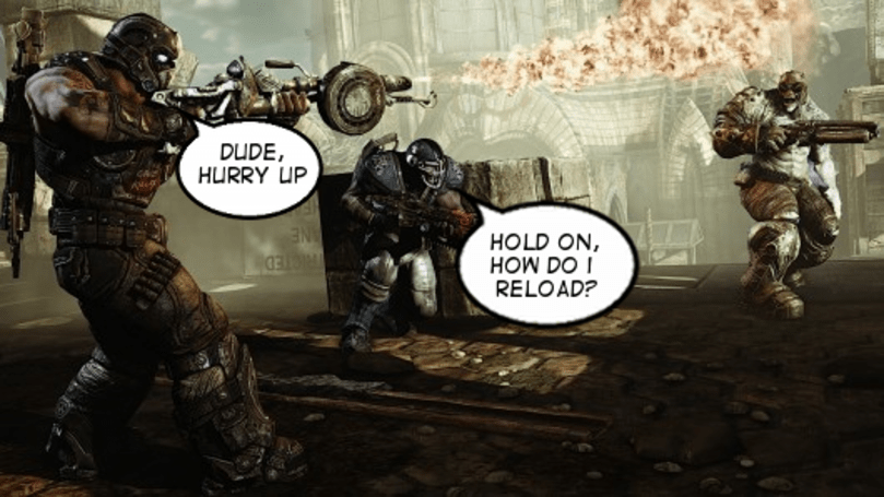 Casual Mode returns in Gears of War 3, brings Casual Multiplayer along for the ride