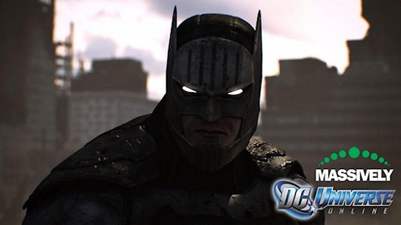 DCUO's free-to-play rollout has begun