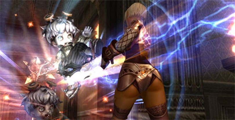 Lineage II's Kratei's Cube has ruthless PvP, extremely creepy mobs