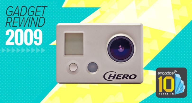 Gadget Rewind 2009: GoPro HD Hero