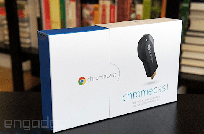 Google's Chromecast expected to come to the UK in March