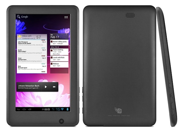 Ematic thinks $120 is way too much to pay for an ICS tablet, unveils the $119.95 eGlide Steal
