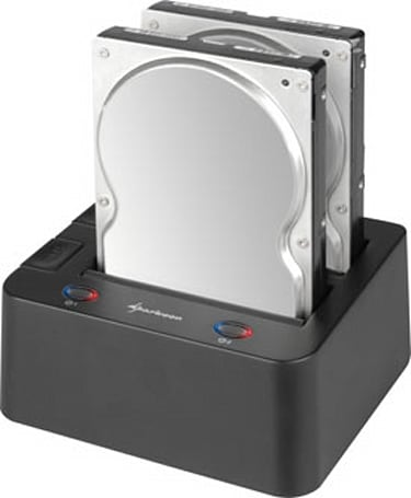 Sharkoon's SATA QuickPort Duo gives product category some credence