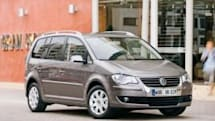 New Volkswagen Touran sports automatic parking