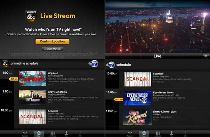 ABC officially relaunches its Player app as Watch ABC with live TV streaming
