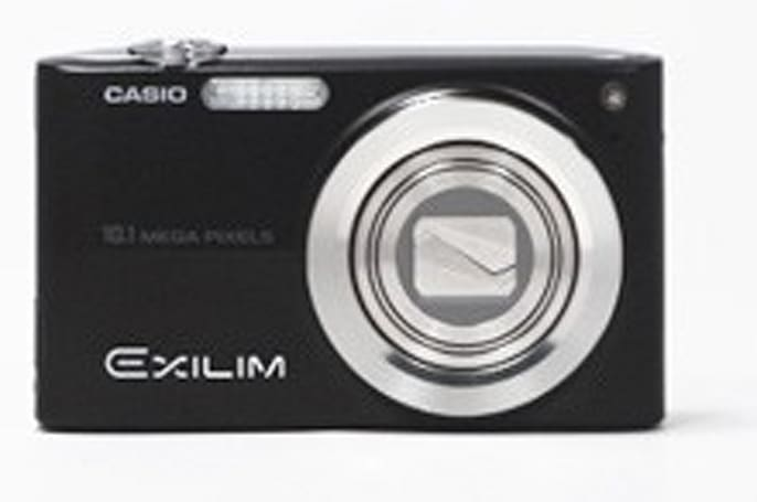 Casio's Exilim EX-Z200 gets reviewed