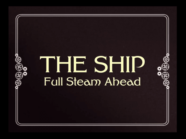The Ship: Full Steam Ahead is a steampunk murder game on Kickstarter