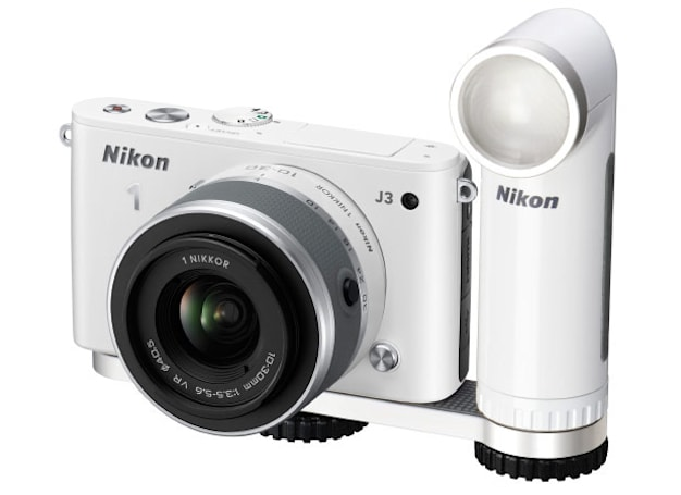 Nikon's LD-1000 LED Movie Light, a bright addition to Nikon 1 video shoots