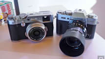 A closer look at Fujifilm's X-T20 and X100F compact cameras