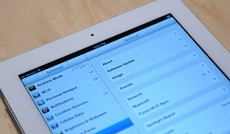 New iPad has power-sipping Bluetooth 4.0