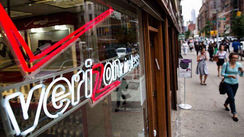 Verizon won't be throttling unlimited LTE data plans after all