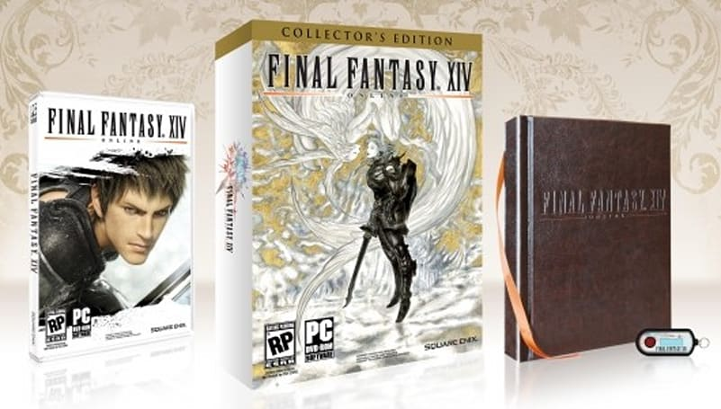 Rumor: Retailers instructed to destroy Final Fantasy XIV stock