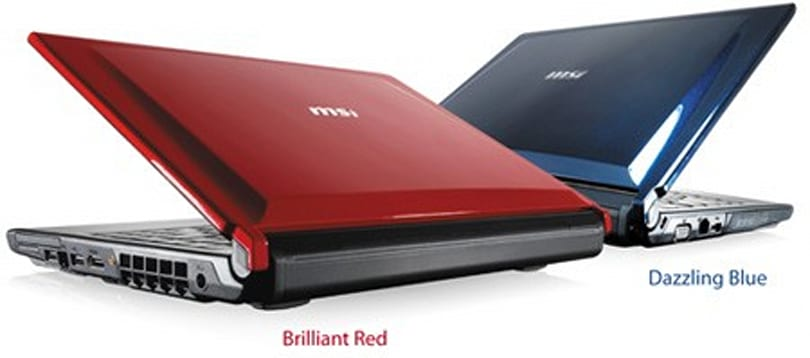 MSI rolls out EX300, EX400 laptops