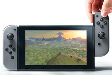 Engadget's first thoughts on the Nintendo Switch