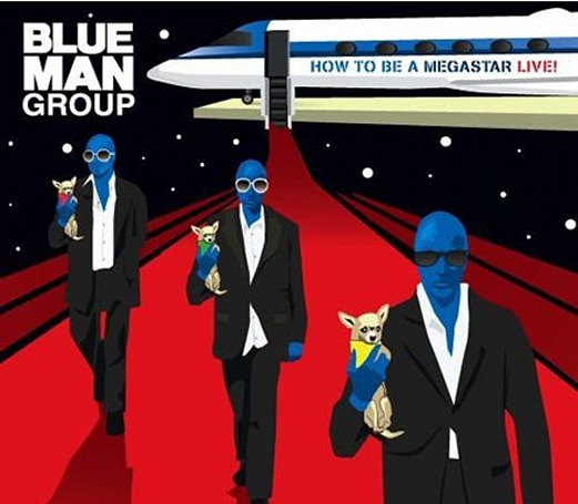 Blue Man Group fittingly makes Blu-ray debut on Rhino Entertainment