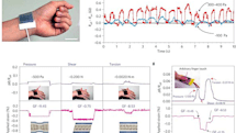 Electronic skin lets machines sense water droplets and heartbeats, wonder why they were programmed to feel