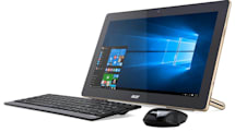 Acer makes its new all-in-one portable by adding a battery