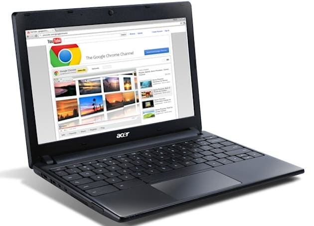 Acer AC700 WiFi goes on sale, is your $350 ticket to the Chromebook club