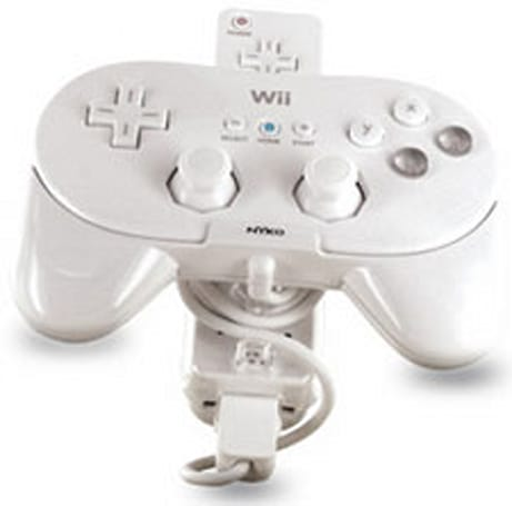 Nyko's Wii classic controller Wiimote grip