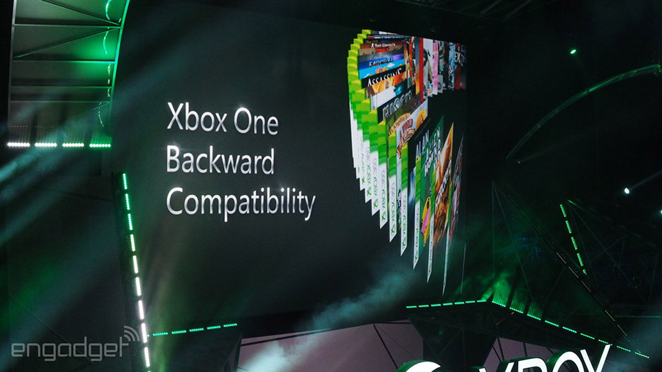 Xbox One will play Xbox 360 games, preview members can try ...