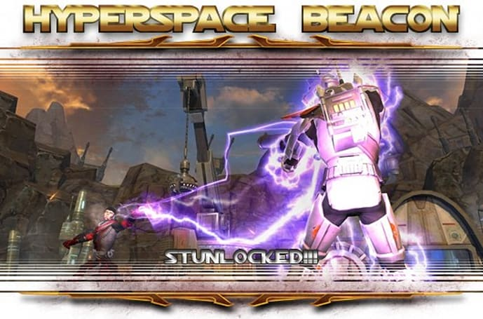 Hyperspace Beacon: SWTOR's stunlocked