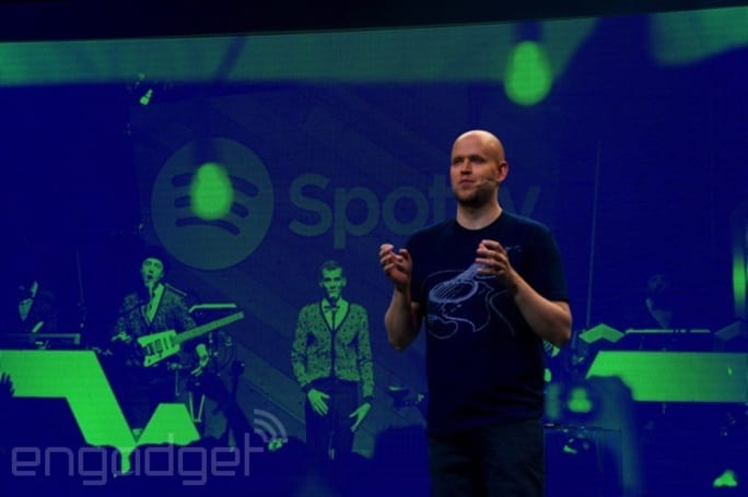 Spotify will play music, podcasts and video based on your mood