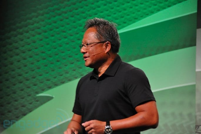 NVIDIA talks up the beginning of a new era, Tegra 2 'super phones'