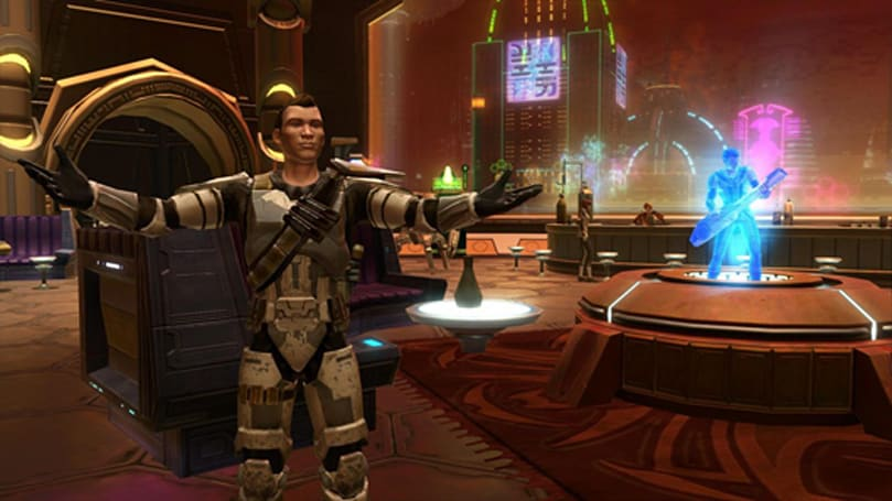 SWTOR will charge a cool 50 million credits for guild ships