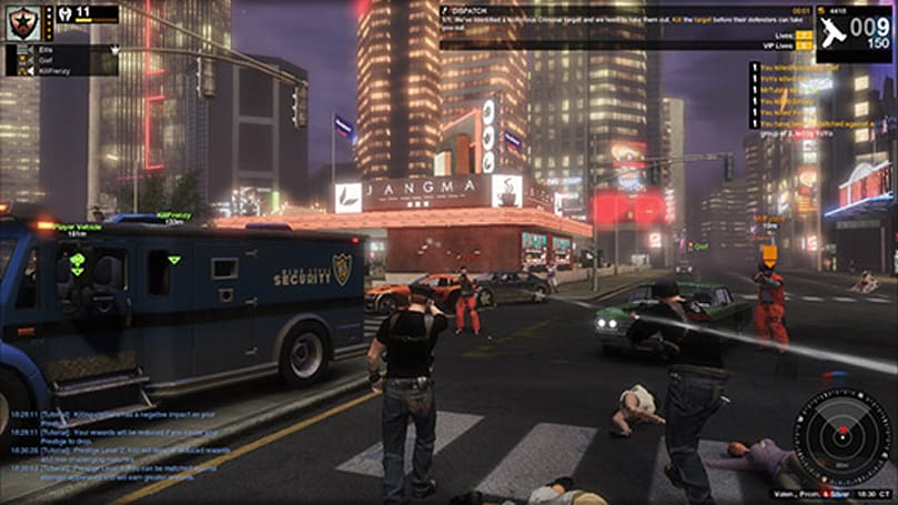 APB: Reloaded to wreak MMO havoc on PS4, Xbox One