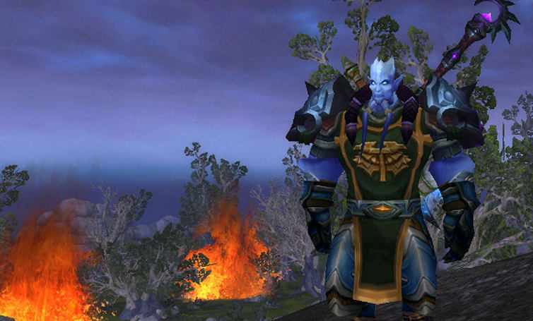 Expansions, redesign, and the balance of WoW