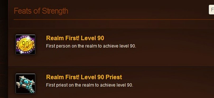 Realm First! Level 90 Derevka on his race to the level cap