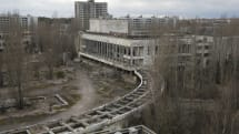 Chernobyl site could be rebuilt as a massive solar farm