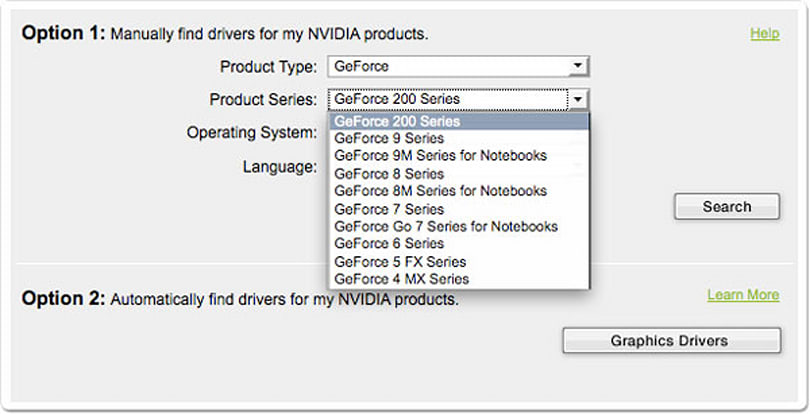 NVIDIA now offering laptop drivers directly through website