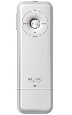 Creative intros the MuVo T100 music player