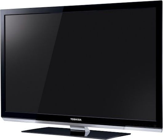 Toshiba slims down its LED lit HDTVs with UL605, SL400 series