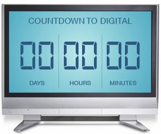Digital TV transition: 12 hours in, how are things going?