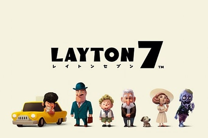 Layton 7 announced by Level-5 for iOS, Android and 3DS