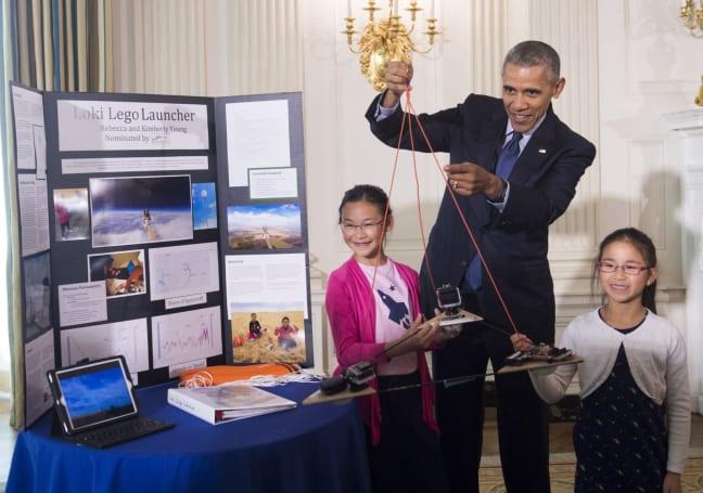Recommended Reading: President Obama, Commander in Nerdiness