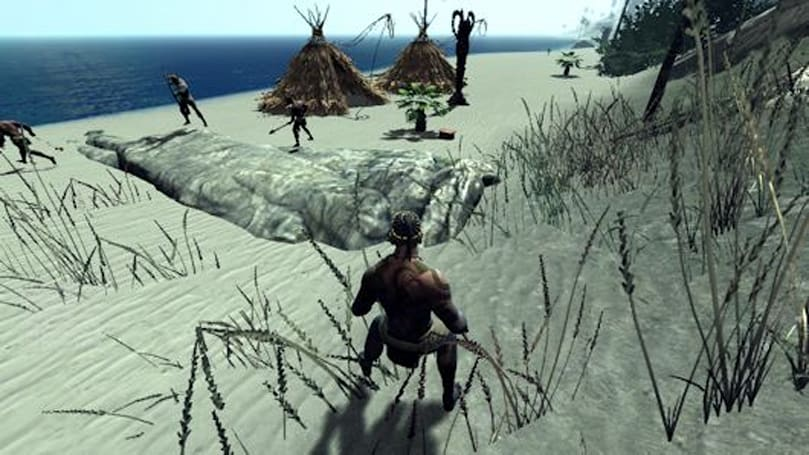 Dino-survival: Hands-on with The Stomping Land's early access alpha