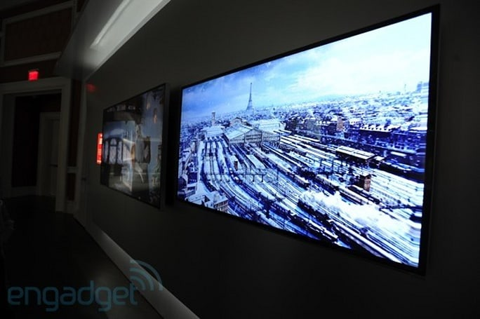 Vizio's XVT Ultra HDTVs to bring 4K and glasses-free 3D to the masses, we go eyes-on