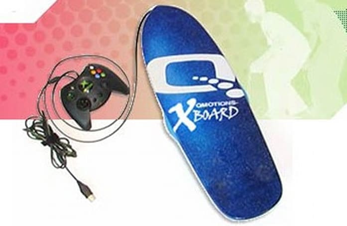 Qmotions skateboard controller coming to Xbox 360
