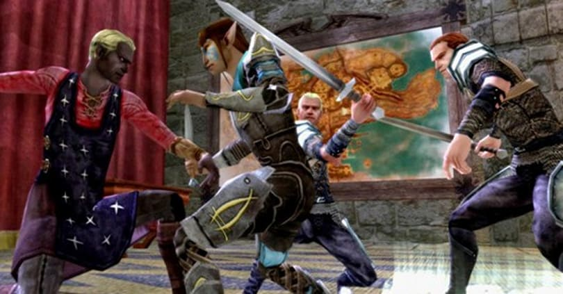 Dungeons and Dragons Online also going free-to-play in Europe