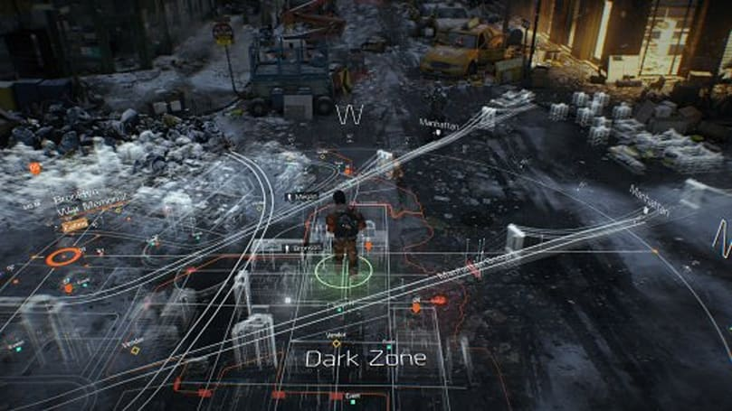 E3 2013: The Division, Ubisoft's MMO shooter