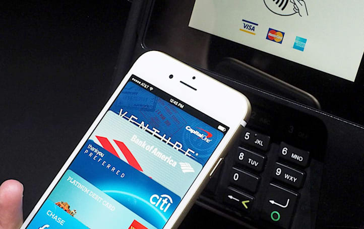 Apple Pay users can withdraw money from select BoA ATMs