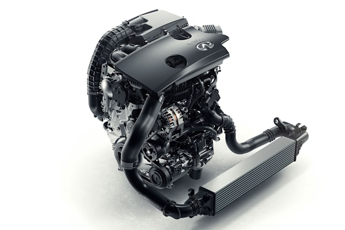 Infiniti's latest engine is a last hurrah for gas-powered cars