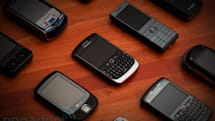 T-Mobile's BlackBerry Curve 8900 rides off into the sunset