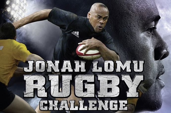 Mad Catz takes Jonah Lomu Rugby Challenge to North America