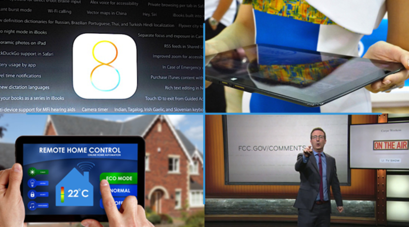 Engadget Daily: new features in iOS 8, Apple invades the connected home, and more!