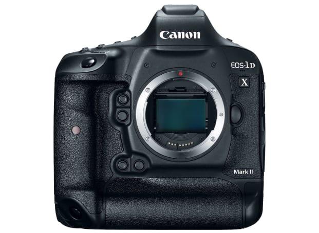 EOS-1D X Mark II: Canon's flagship DSLR goes 4K