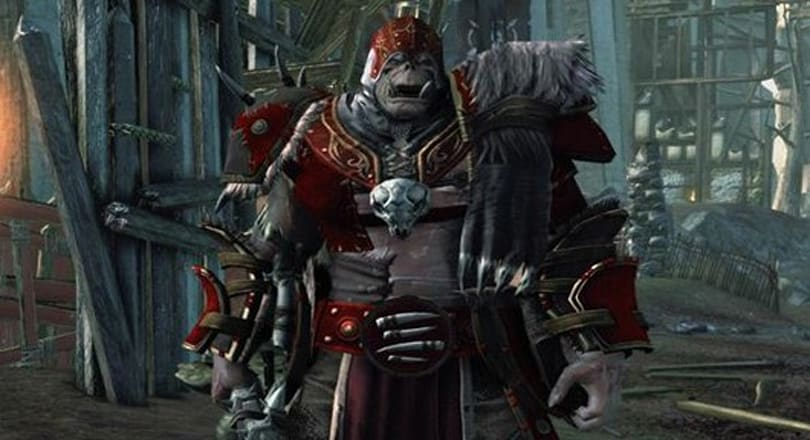 Neverwinter's Orcs ready for their closeup